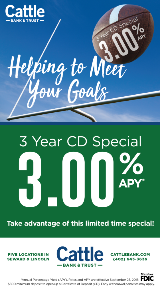 Cd Rate Special Cattle Bank Trust