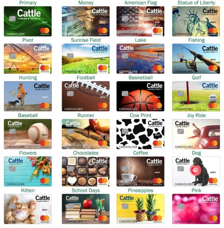 us bank debit card designs